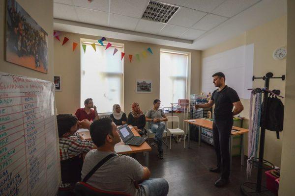 """Каритас София"" проведе финансово обучение за бежанци"