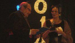 """Награда """"Шофар"""" за """"Каритас"""" за етническа и верска толерантност"""