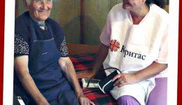 """""""Каритас"""" осигурява професионална подкрепа на 360 възрастни хора"""