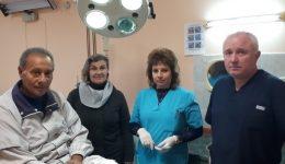 """Каритас Бургас"" и съдов хирург от МБАЛ Бургас спасиха бездомник от ампутация"