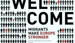 """2016 Добре дошли – мигрантите правят Европа по-силна, практики на """"Каритас"""" за включваща Европа"""""""