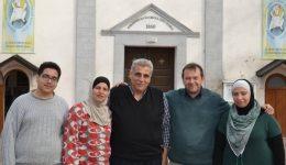 موضع کنفرانس اسقفی کلیسای کاتولیک بلغارستان در باره اقامت خانواده البکری در شهر بلنه