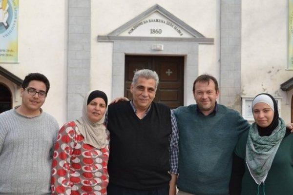 موضع کنفرانس اسقفی کلیسای کاتولیک بلغاریا در باره اقامت فامیل البکری در شهر بلنه