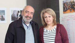 """تقول عائلة زفارو من سوريا بأن منظمة """"كاريتاس"""" هي نعمة، ومساعدة، وحب"""