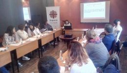Caritas Bulgaria hosted an international meeting dedicated to the problems of disabled people