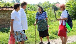 """Седмица на милосърдието: 110 хора в нужда получиха подкрепа от сътрудници на """"Каритас"""""""