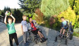 """""""Каритас Русе"""" организира летен лагер за децата с увреждания."""