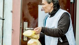 Caritas Burgas helped a homeless person start his life again