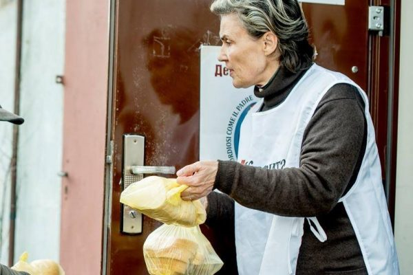Caritas Burgas helped a homeless person start his life again