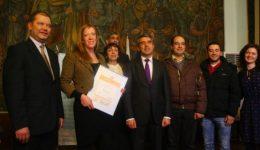 "Caritas Sofia received ""Volunteer Initiative"" Award 2016"