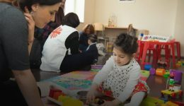 2017 Caritas Bulgaria launched a 5 languages website for refugees