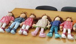 """""""Чао Бимба"""" дари кукли за деца в уязвимо положение, които получават грижи от """"Каритас"""""""