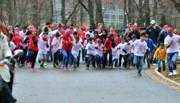 Баба Марта бързала: благотворително надбягване в подкрепа на бежанци