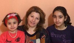 خانه جدید برای خانواده های سوریه ای