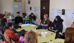 Training in finance for refugees