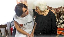 Избери, за да помогнеш на възрастните хора