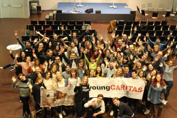 """Конференция на младежки """"Каритас"""" организации от Европа"""