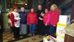 """Donate Food, Support a Person in Need"" made happy over 60 people in need"