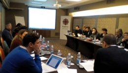 Employees of Caritas from Europe Gather for a Workshop on the Issues of Social Entrepreneurship of the Balkan Region
