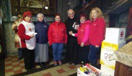 """""""Дари храна, подкрепи човек в нужда"""" зарадва над 60 нуждаещи се хора"""