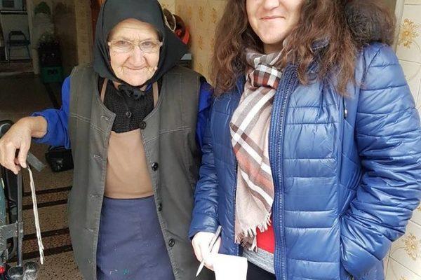 """""""Каритас Витания"""" подпомогна 70 самотни хора и семейства в нужда"""