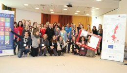 Caritas representatives gathered in Ljubljana to discuss the migration