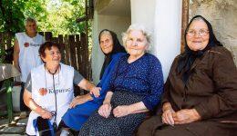 2018 Домашни грижи за възрастни хора