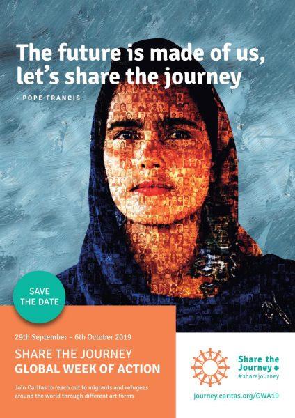 Сподели пътуването: световна седмица за действие