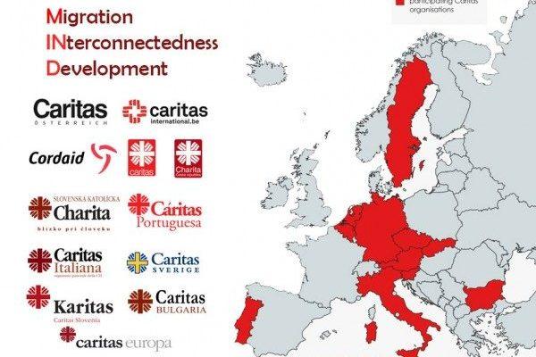 """Темата за миграцията събра представители на европейски """"Каритас"""" организации във Виена"""