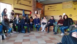 Young people from the Balkan region were on a study visit of social enterprises in Italy