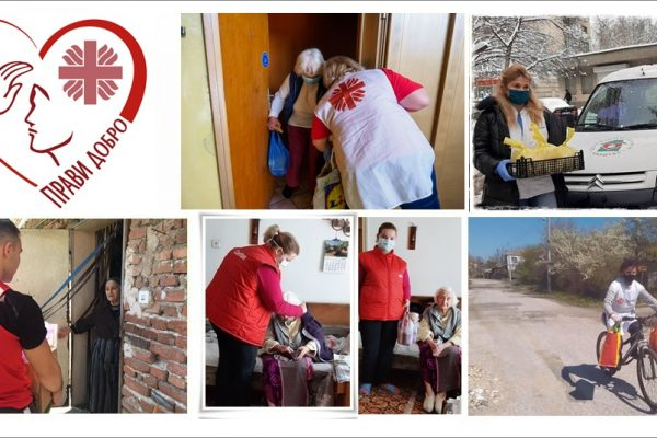 Caritas is among the most vulnerable in the COVID-19 crisis