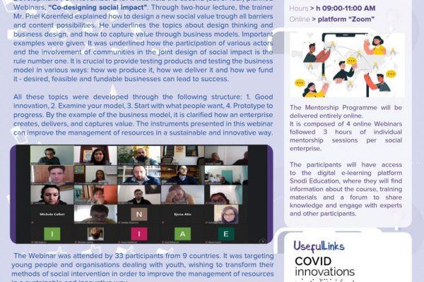 Co-Designing Social Impact