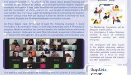 Участие в проектирането на социалното въздействие
